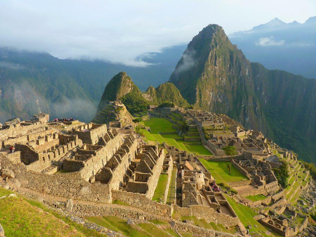 Indígenas de Perú