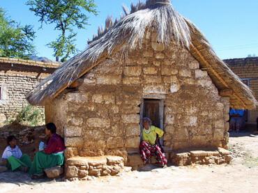 vivienda Tzotziles
