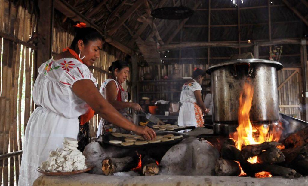 gastronomia totonacas