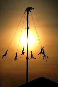 voladores totonacas