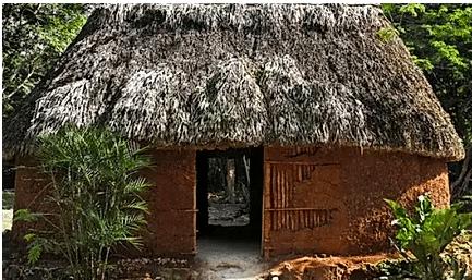 vivienda de los nahuas