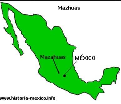asentamiento mazahuas