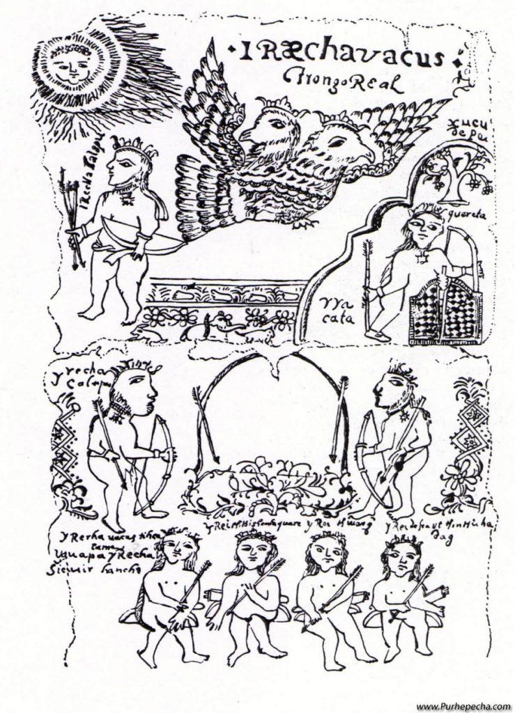 genealogia Purépechas