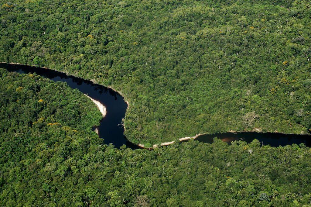indigenas del rio negro