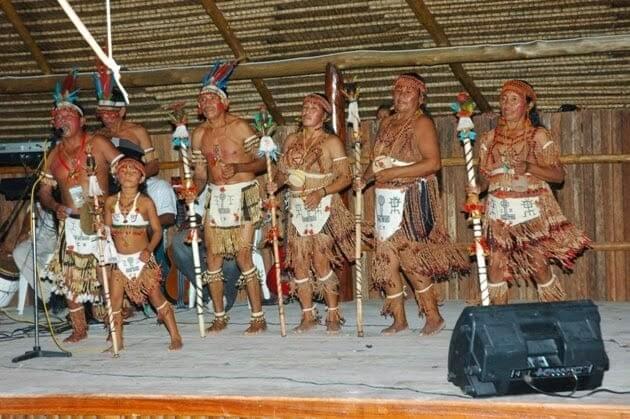 pueblo Akawayo o Akawaio