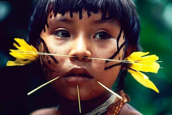 etnia Yanomami