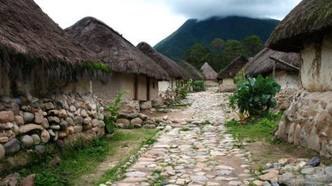 vivienda Arahuacos