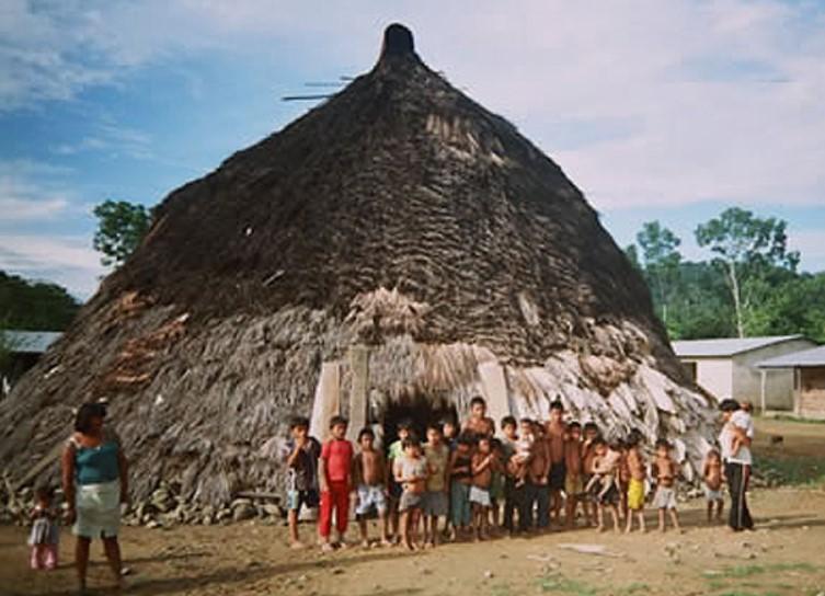 vivienda Motilón-Barí