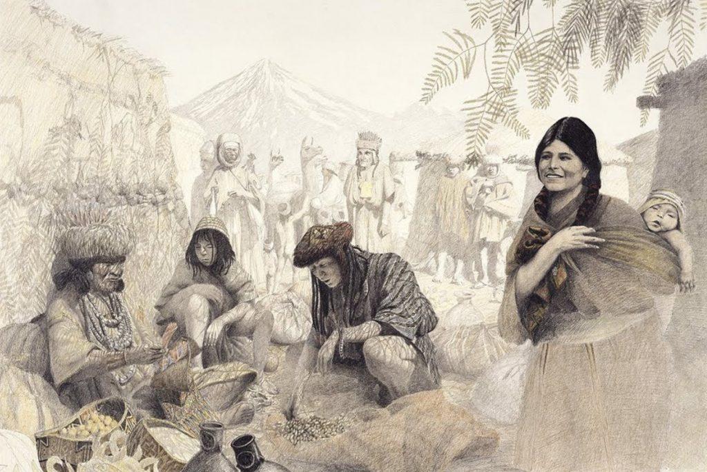 Los Atamacas, Apatamas o Alpatamas