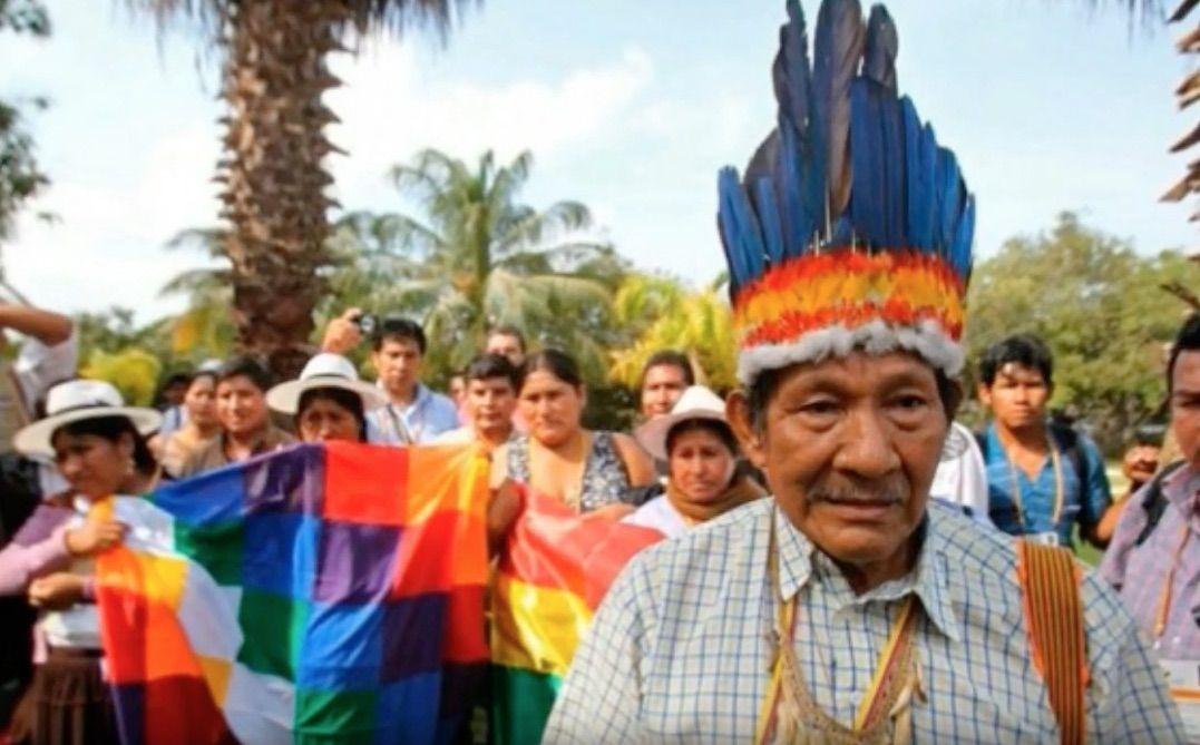 Patamona pueblo indigena