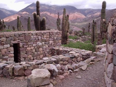 vivienda de los omaguacas