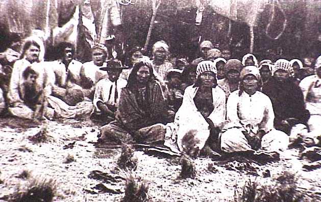 etnia Toba argentina