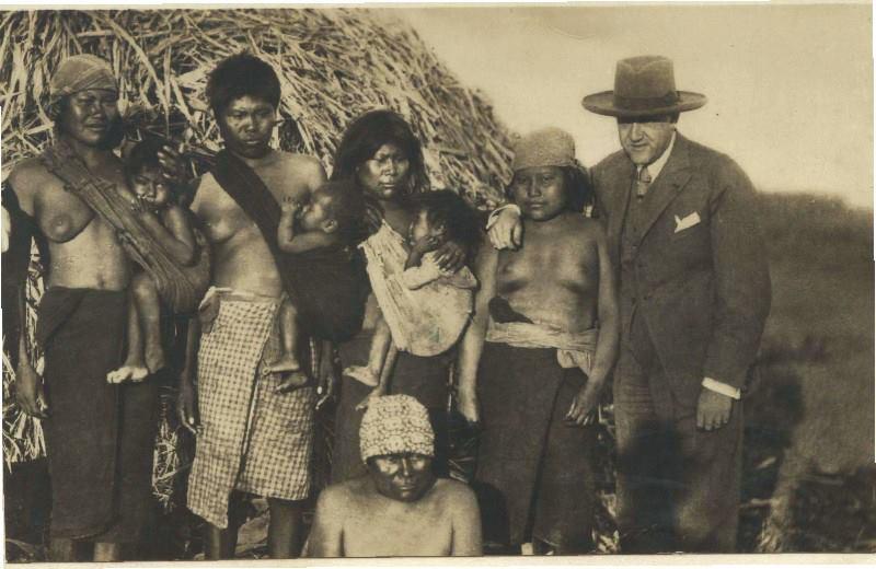 foto de indios mocovies