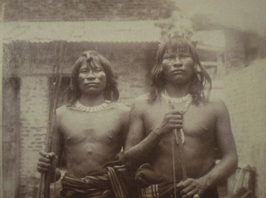 etnia indígena Moqoit