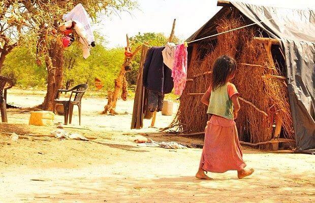 Pueblo indígena Wichís