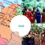 Etnia Awá | Vestimenta, lengua, ubicación y gastronomía