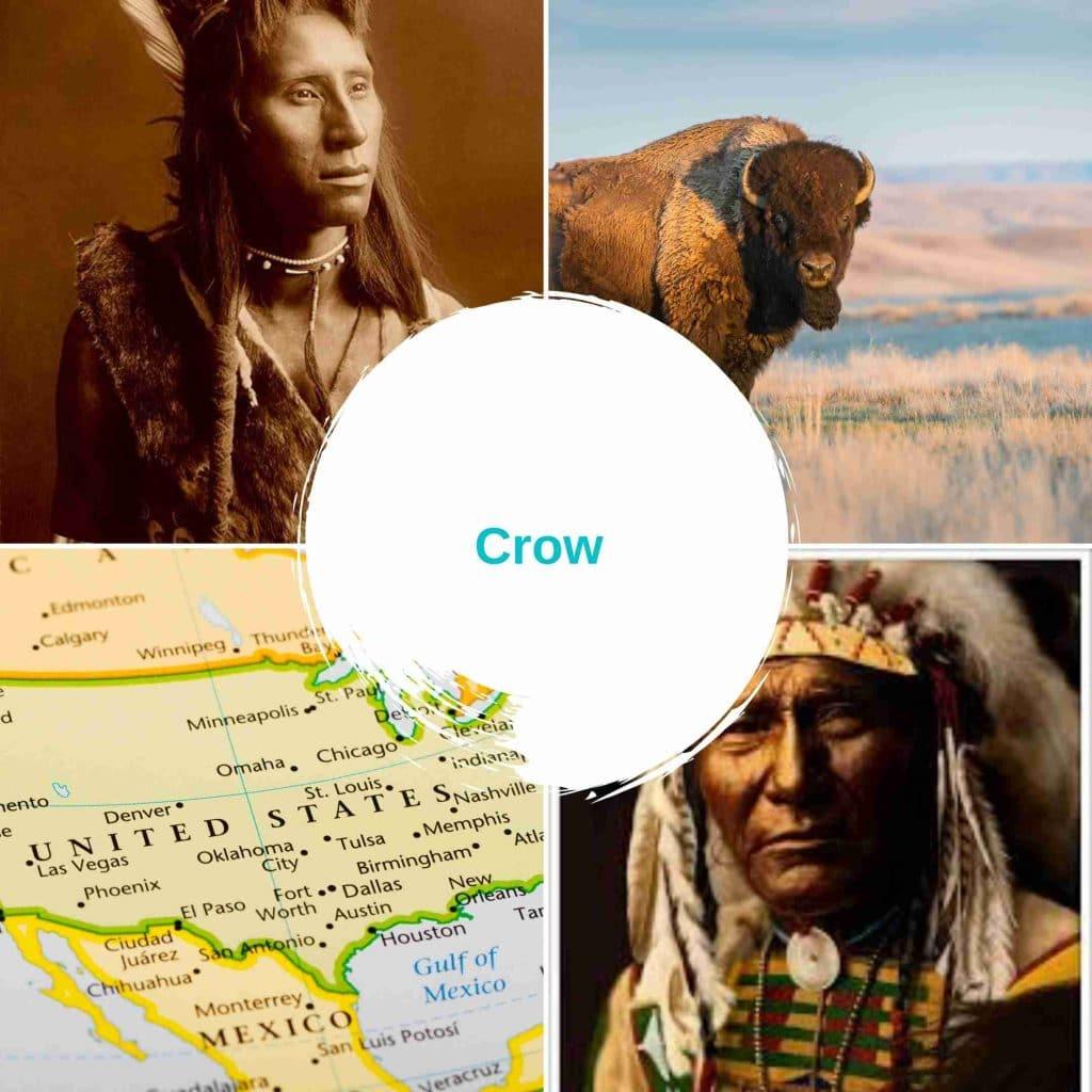 Crow etnia