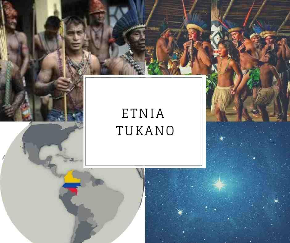 Etnia Tukano