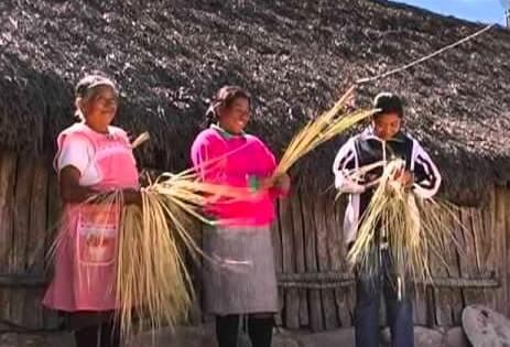 Ixcatecos vestimentas