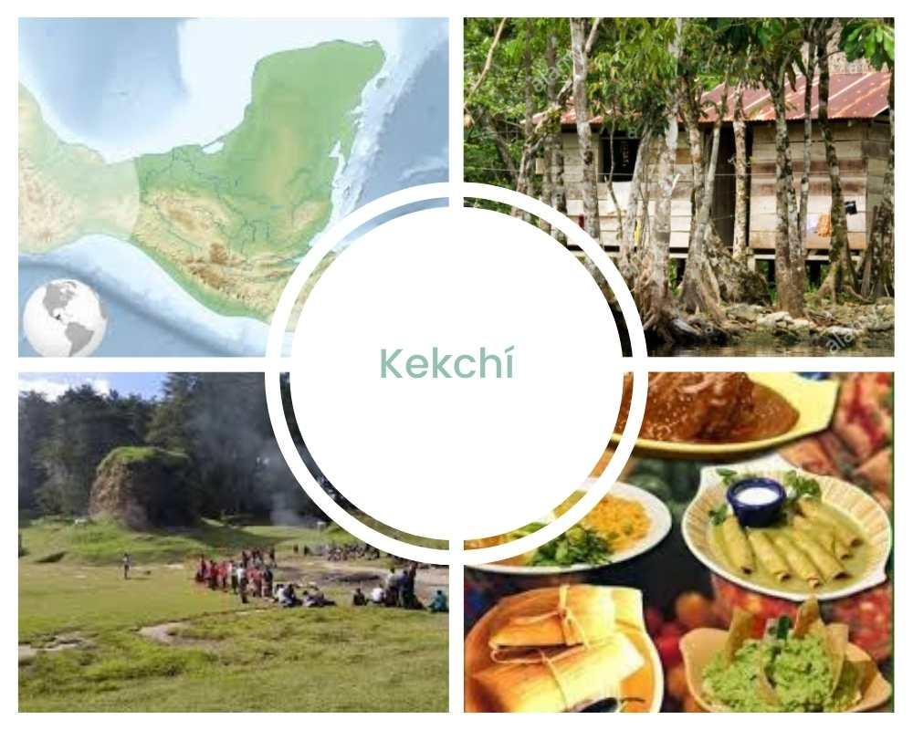 los Kekchí