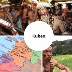 etnia kubeo