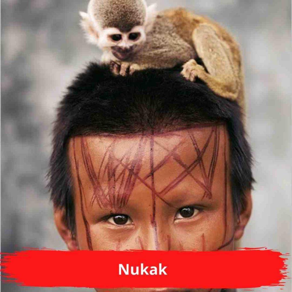 etnia Nukak