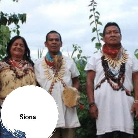 Pueblo Siona