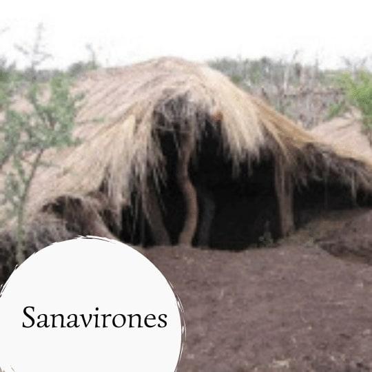 Sanavirones vivienda