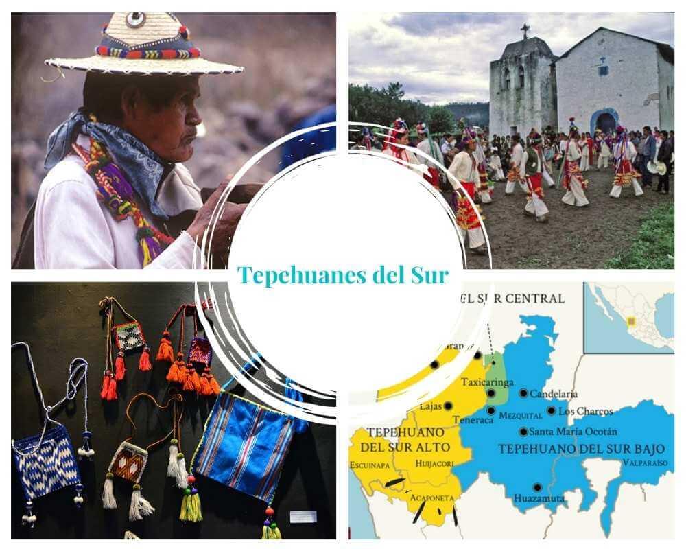 Tepehuanes del sur