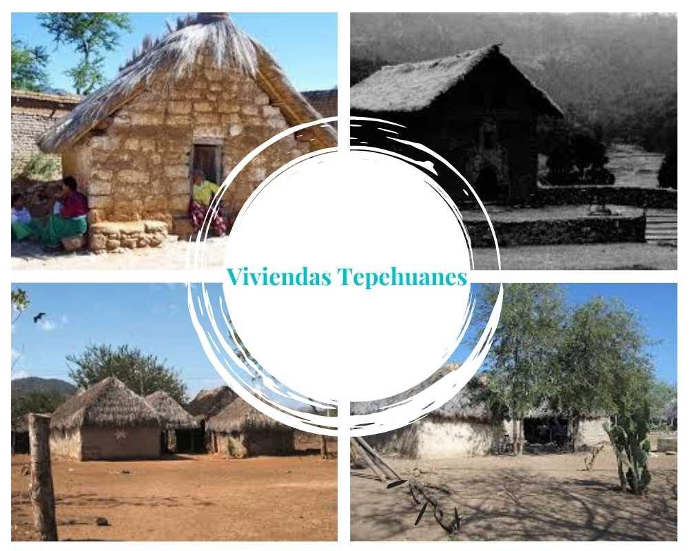 Viviendas Tepehuanes