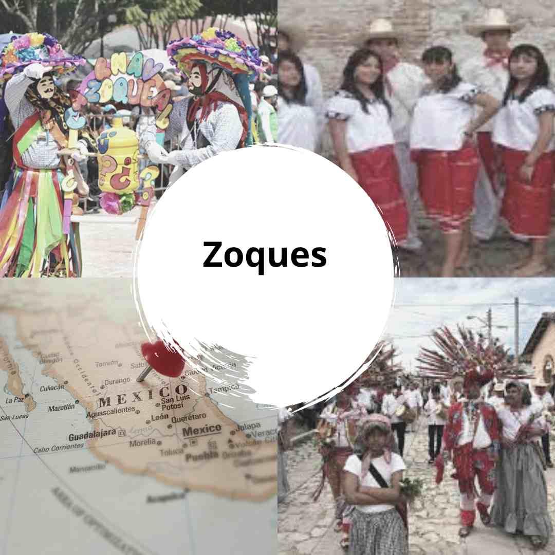 etnia Zoques