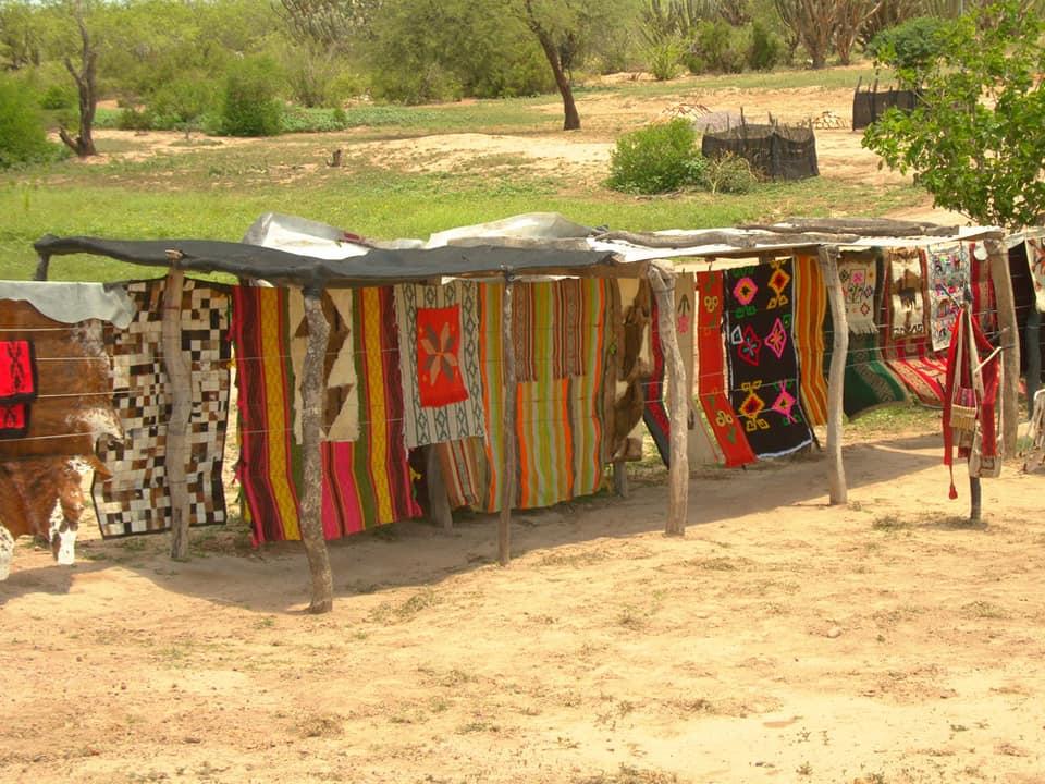 arte del pueblo Tonocotés