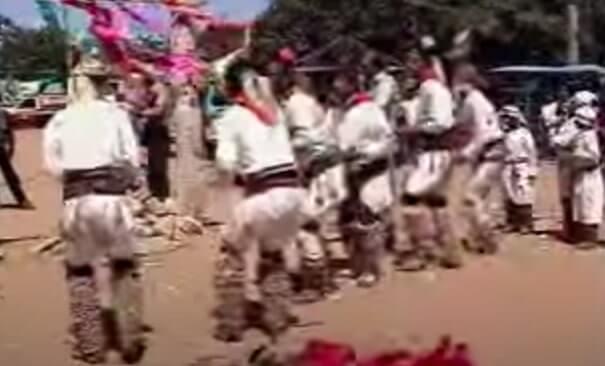 danza de pascola