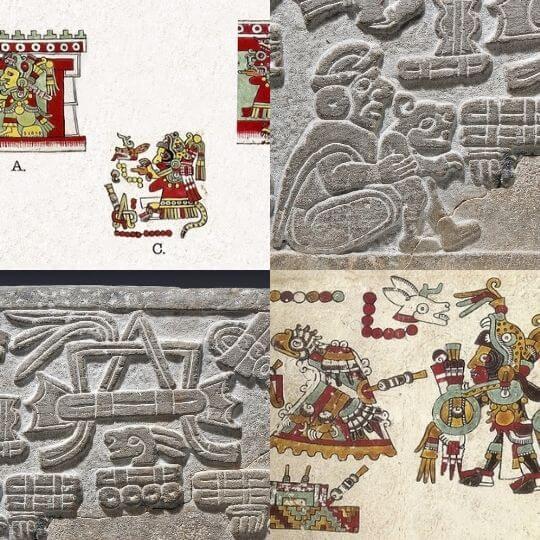 dioses de la cultura mixteca