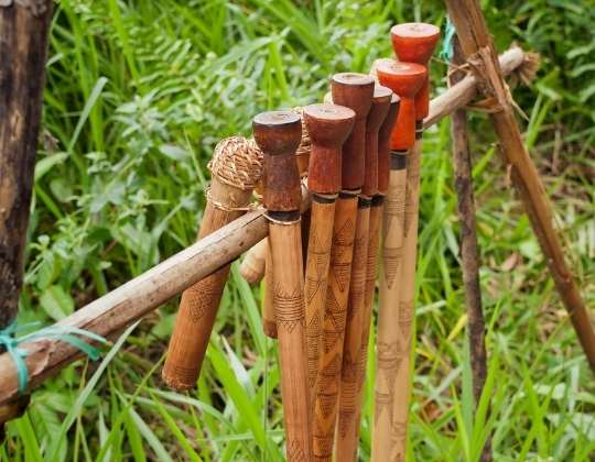 economía del pueblo indígena Kakúa