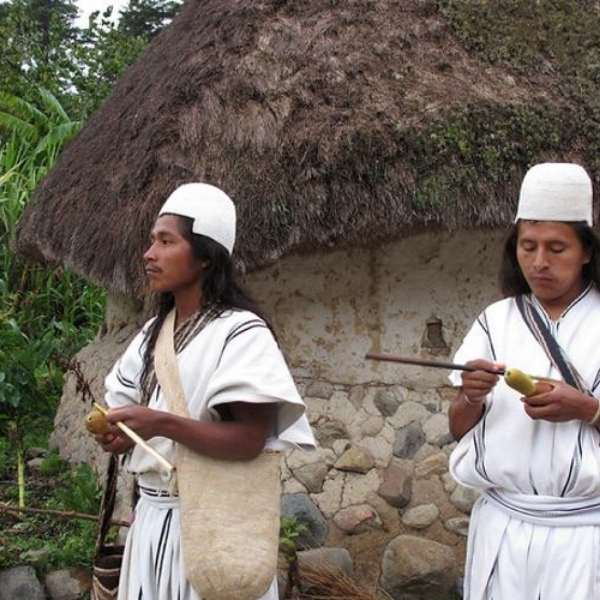 los Chimilas elaboraban su propia vestimenta