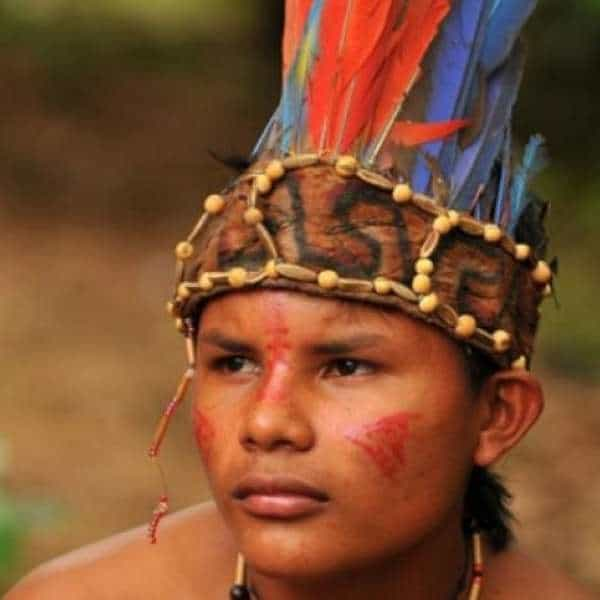 etnia Sikuani