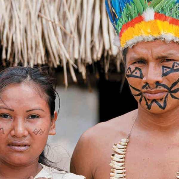 etnia colombia Sikuani