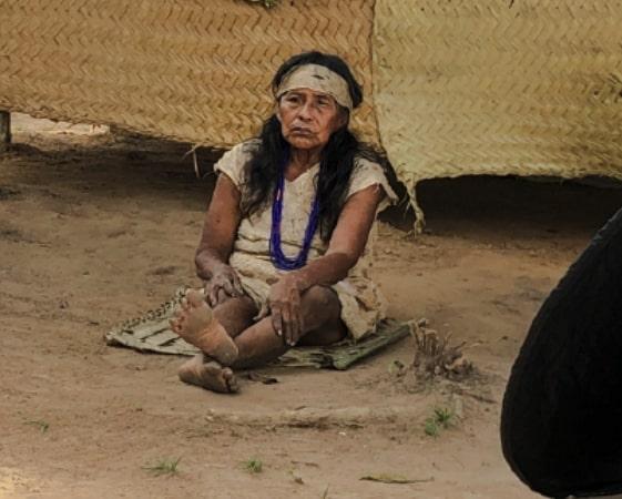 mujer Wamonae