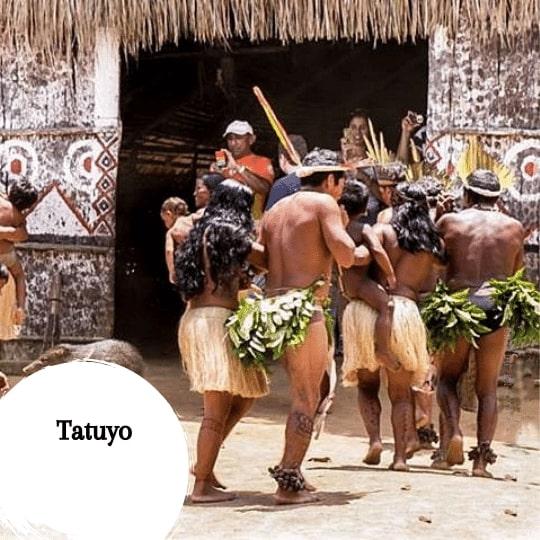 vestimenta Tatuyo