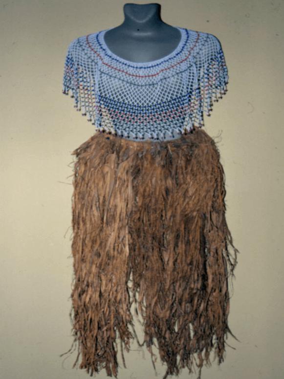 vestimenta cucapá
